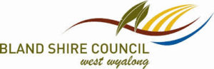 Bland Shire Council Logo