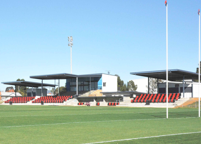 Ron Crowe Oval