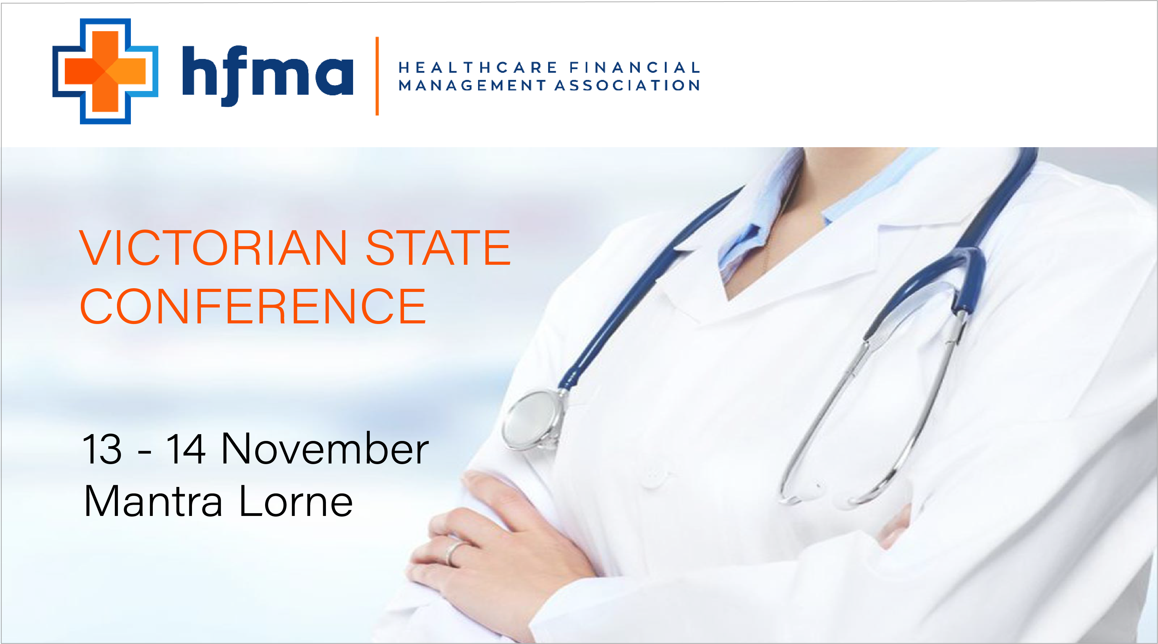 2019 HFMA Annual Victorian State Conference