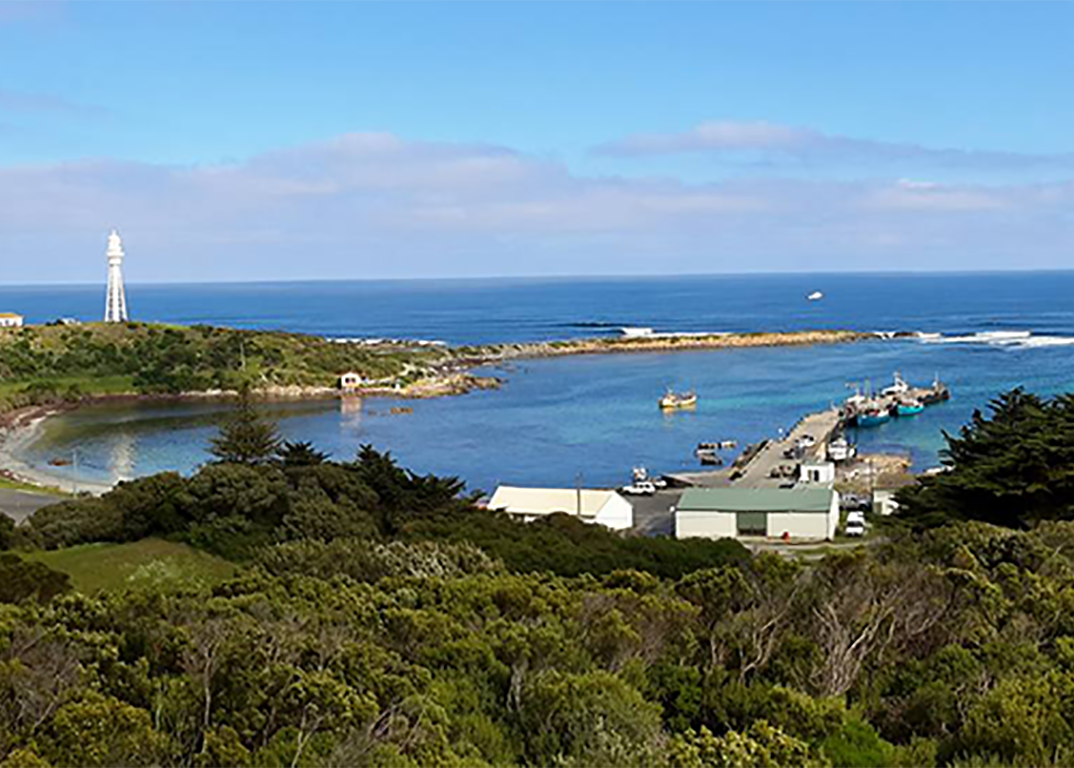 King Island Council Goes Live