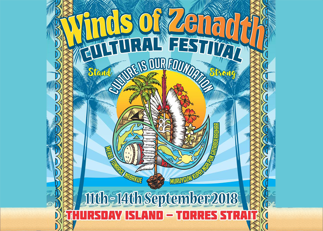 Torres Shire Council Winds of Zenadth