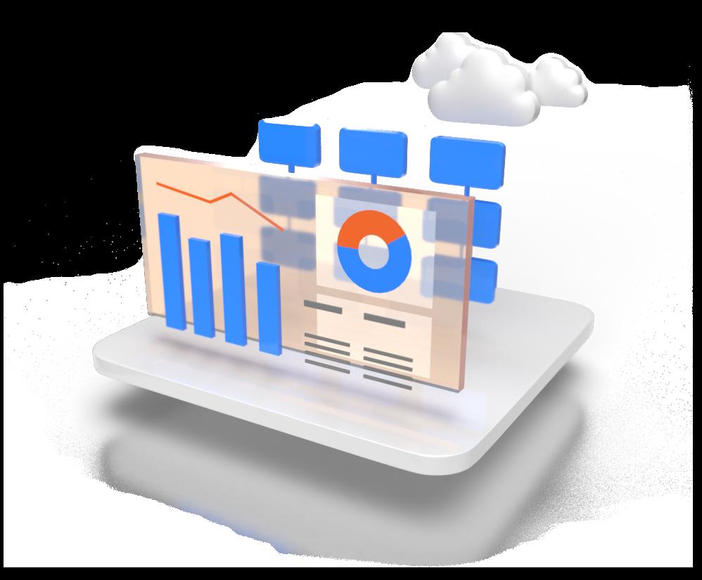 A Single Cloud Financial Framework