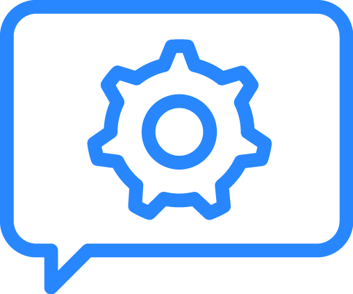 Tailored Support icon
