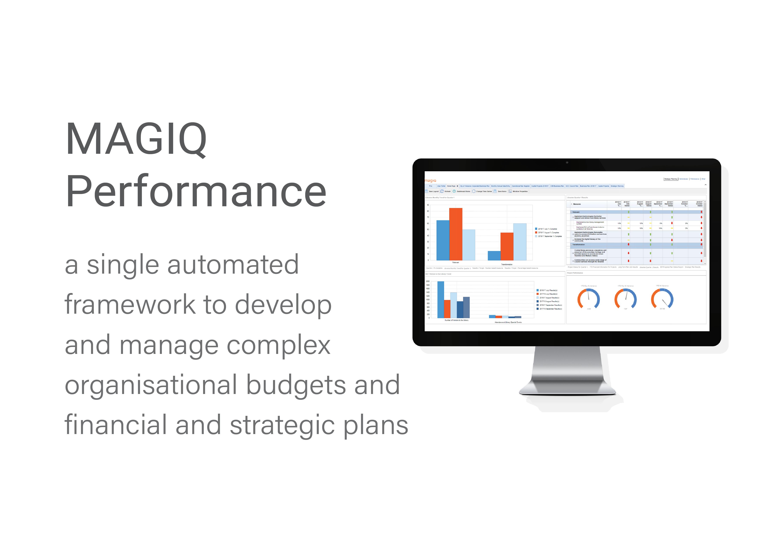 MAGIQ Performance Budgeting solution