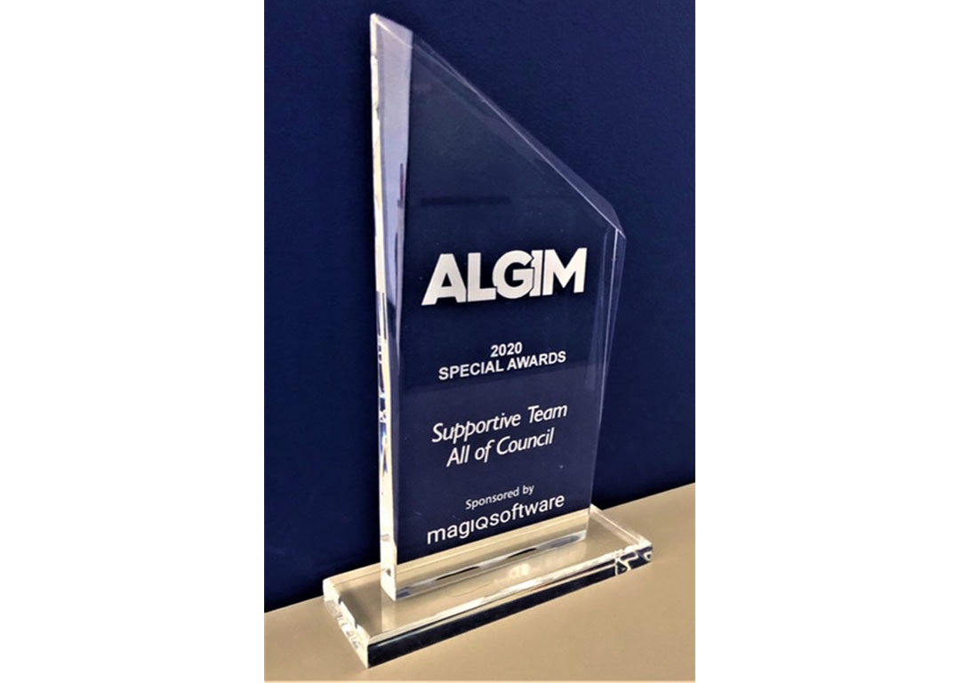 ALGIM Special Awards