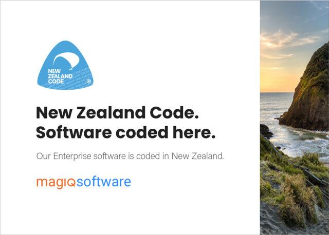 MAGIQ Software Buy New Zealand