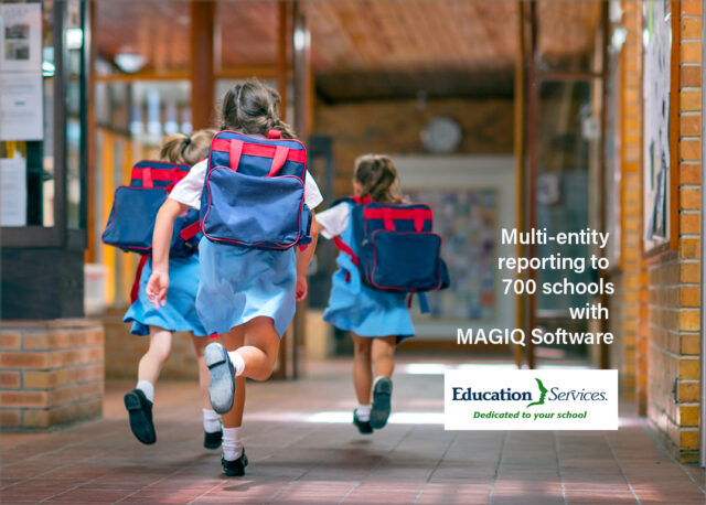 MAGIQ Software Education Services news