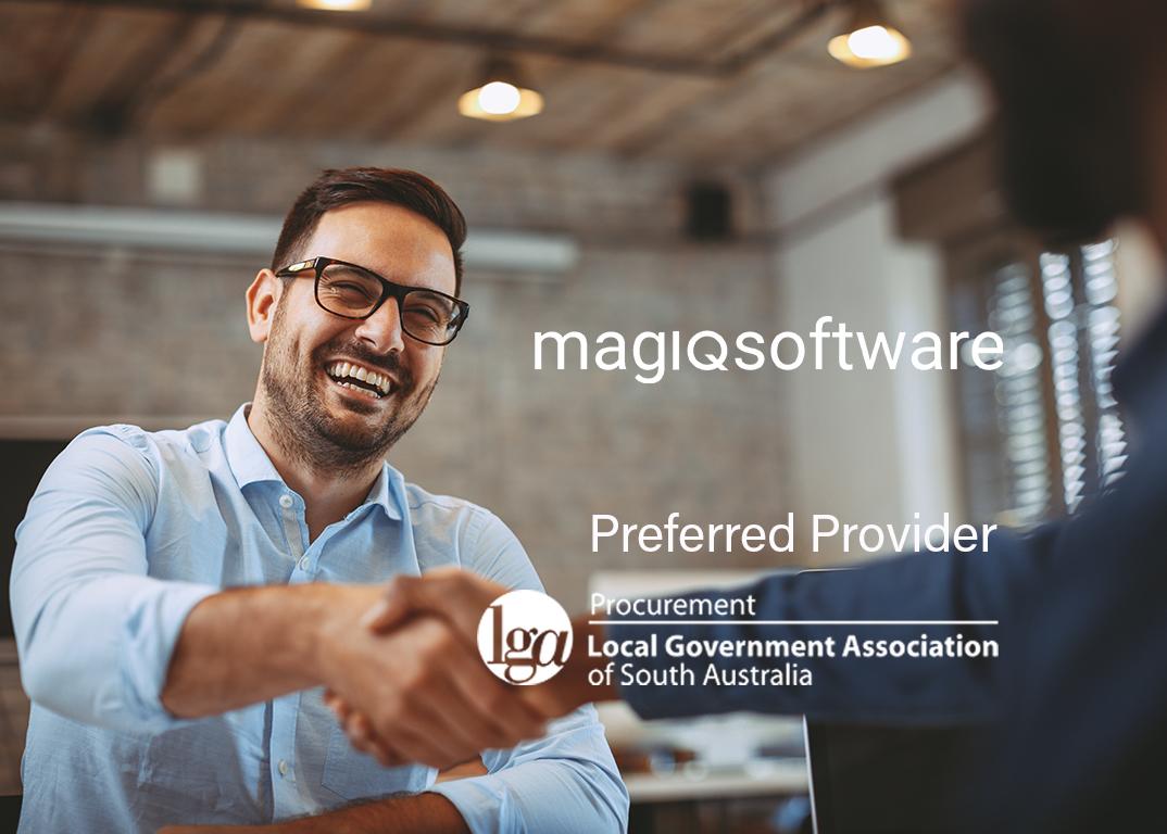 MAGIQ Software Preferred Provider SA LGA