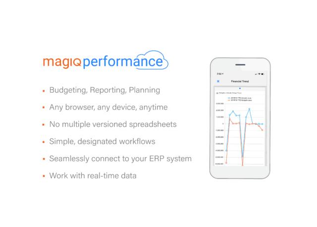 MAGIQ Performance Cloud Benefits