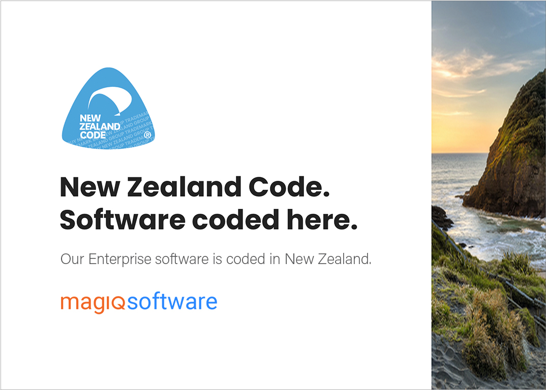 MAGIQ Software Buy New Zealand Code